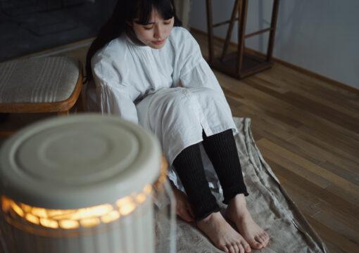 Silk Wool Double-weave Leg Warmers