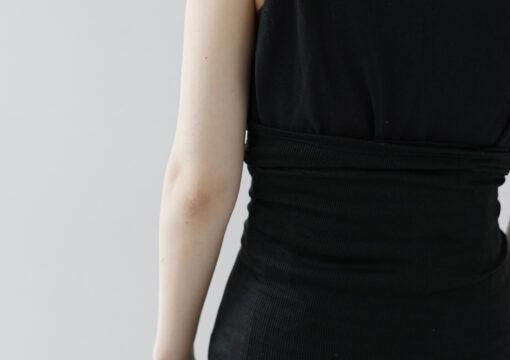 Silk Waist Warmer - Long