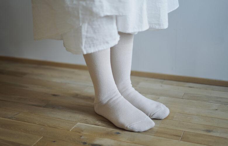 Cotton Wool Pile Socks